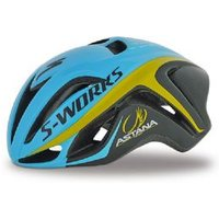 Specialized S-works Evade Astana Team Helmet 2017