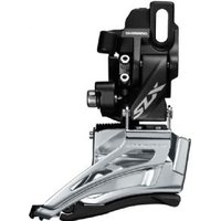 Shimano Slx M7025-d Double 11-spd Front Derailleur Direct Mount Down Swing Dual-pull