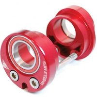 Wheels Manufacturing Bb30 Eccentric Bottom Bracket With Abec-5 Angular Contact Bearings - Shimano Compatible