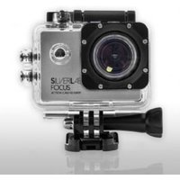Silverlabel Focus Action Cam 1080p Hd Camera