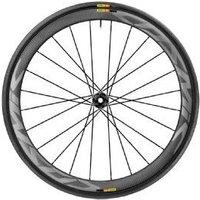 Mavic Cosmic Pro Carbon Sl Clincher Disc Road Front Wheel Centrelock 2017