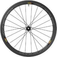 Mavic Ksyrium Pro Carbon Sl Tubular Disc Front Wheel 2017