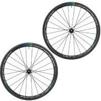Mavic Ksyrium Pro Carbon Sl C Disc Haute Route Wheelset 2017