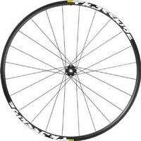 "Mavic Crossride Fts-x Front Wheel (26 27.5 Or 29"") 2017"