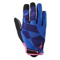 Specialized Women`s Bodygeometry Gel Long Finger Gloves