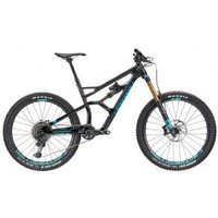 Cannondale Bikes Cannondale Jekyll Carbon 1  2018 Medium - BBQ