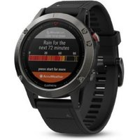 Garmin Fenix 5 Gps Watch - Slate Grey - Performer Bundle