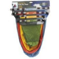 Exped Waterproof Fold-drybag 4 Pack - Classic - Xs S M And L