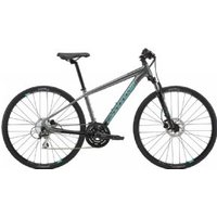 Cannondale Quick Althea 3 Womens Sports Hybrid Bike 2018