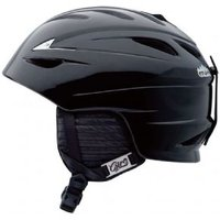 Giro Grove Womens Snow Helmet Black Medium 55-59cm