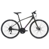 Giant Liv Thrive 2 Disc Womens Sports Hybrid Bike 2018