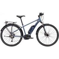 Kona Splice-e Electric Sports Hybrid Bike  2018 L – Matt Midnight Blue