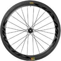 Mavic Cosmic Pro Carbon Sl Tubular Disc Road Front Wheel 2018