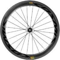 Mavic Cosmic Pro Carbon Sl Tubular Disc Road Rear Wheel 2018
