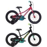 Specialized Riprock Coaster 16 Kids Bike 2019 Gloss Tarmac Black/Emerald/Hyper Green