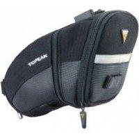 Topeak Aero Wedge Large With Quickclip