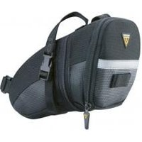 Topeak Aero Wedge Seat Pack Large With Straps