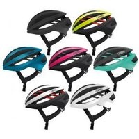 Abus Aventor Road Helmet Large - 58cm - 61cm - Blaze Red