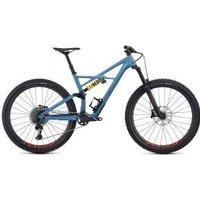 Specialized Enduro Pro 29er Mountain Bike  2019 S - Gloss Storm Grey/Rocket Red