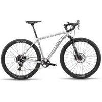 Bombtrack Hook Adv All Road Bike  2019 L 57cm – Silver