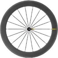 Mavic Comete Pro Carbon Sl Tubular Road Front Wheel 2019