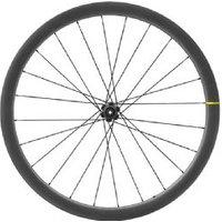 Mavic Cosmic Pro Carbon Sl Tubular Disc Road Front Wheel 2019