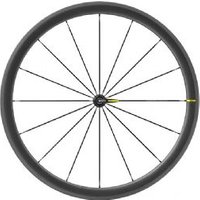 Mavic Cosmic Pro Carbon Sl Tubular Road Front Wheel 2019