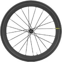 Mavic Cosmic Pro Carbon Sl Ust Disc Road Front Wheel 2019