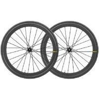 Mavic Cosmic Pro Carbon Ust Disc Road Wheelset  2019