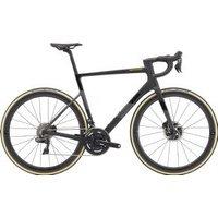 Cannondale Bikes Cannondale Supersix Evo Hi-mod Disc Dura Ace Di2 Road Bike  2020 54 - Black
