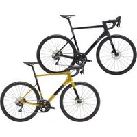 Cannondale Bikes Cannondale Supersix Evo Carbon Disc Ultegra Road Bike  2020 48 - Matte Black