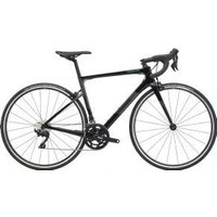 Cannondale Bikes Cannondale Supersix Evo Carbon 105 Womens Road Bike  2020 44 - Black