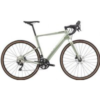 Cannondale Bikes Cannondale Topstone Carbon Ultegra Rx 2 Gravel Bike  2020 X-Small - Agave