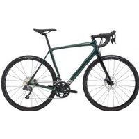 Cannondale Bikes Cannondale Synapse Carbon Disc Ultegra Di2 Road Bike  2020 48cm - Emerald