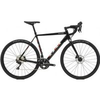 Cannondale Bikes Cannondale Caadx 105 Cyclocross Bike  2020 54cm - Black Pearl