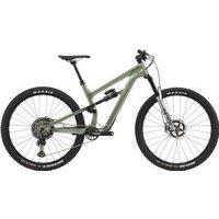 Cannondale Bikes Cannondale Habit Carbon 1 29er Mountain Bike  2020 Medium - Agave