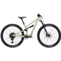 Cannondale Bikes Cannondale Habit Carbon 1 29er Womens Mountain Bike  2019 Medium - Champagne