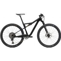Cannondale Bikes Cannondale Scalpel Si Hi-mod 1 Mountain Bike  2020 X-Large - Matte Black