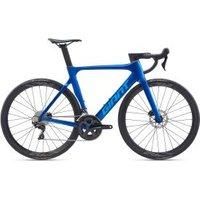 Giant Propel Advanced 2 Disc Road Bike  2020 X-Large – Electric Blue