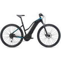 Giant Explore E+ 4 Stagger Frame Electric Bike  2020 Medium - Black