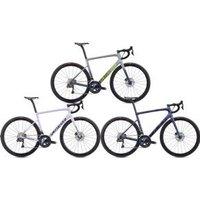 Specialized Tarmac Sl6 Disc Expert Ultegra Di2 Road Bike  2020 56cm - Satin Black/Chameleon/Gloss Tarmac Black