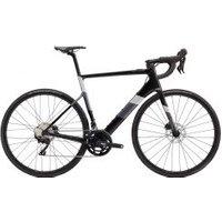 Cannondale Bikes Cannondale Supersix Evo Neo 3 Electric Road Bike  2020 Small - Black Pearl