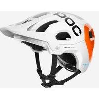 Poc Tectal Race Spin Nfc Mtb Helmet  2020 X-Large/XX-Large – 59-62cm – Hydrogen White/Fluorescent Orange AVIP