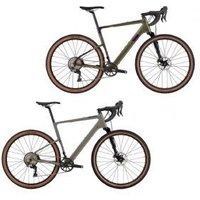 Cannondale Bikes Cannondale Topstone Carbon Lefty 3 Gravel Bike 2021 X-Small - Mantis
