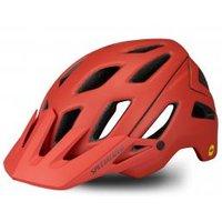 Specialized Ambush Mips With Angi Mtb Helmet  2021 Medium – Satin Redwood/Gunmetal
