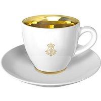 Espressotasse gold