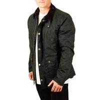 Reelin Wax Jacket in Green