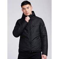 Vision Wax Jacket In Black