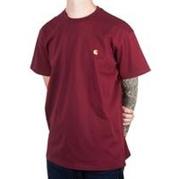 Chase T-Shirt In Mulberry