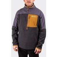 Dorado Half-Zip Fleece Jacket In Graphite